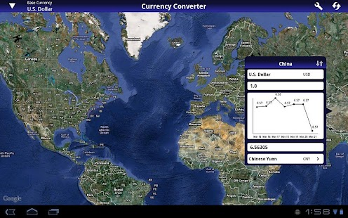 Currency Converter For Tablets
