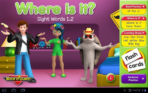 Sight Words 1.2HD