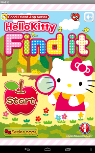 Hello Kitty Find it