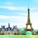 World Travel Atom theme icon