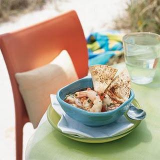 Spicy Shrimp and Scallop Seviche