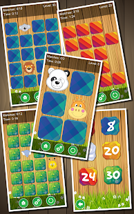 Kids Memory Games: Animals