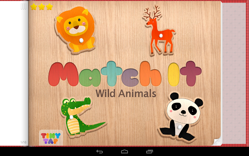 Match It - Puzzles for Kids