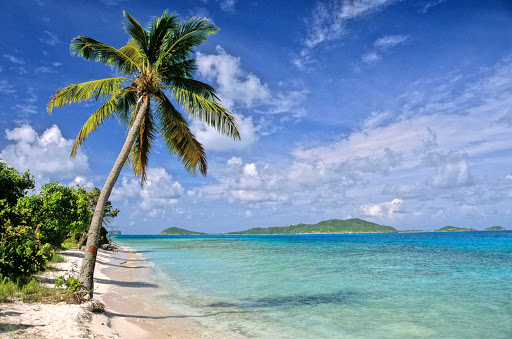 Tobago-Cays-beach - Take a lovely walk on the white sands of Tobago Cays beach while cruising aboard Royal Clipper.