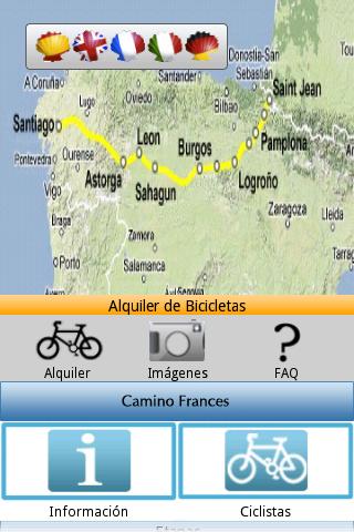 Camino Francés IT
