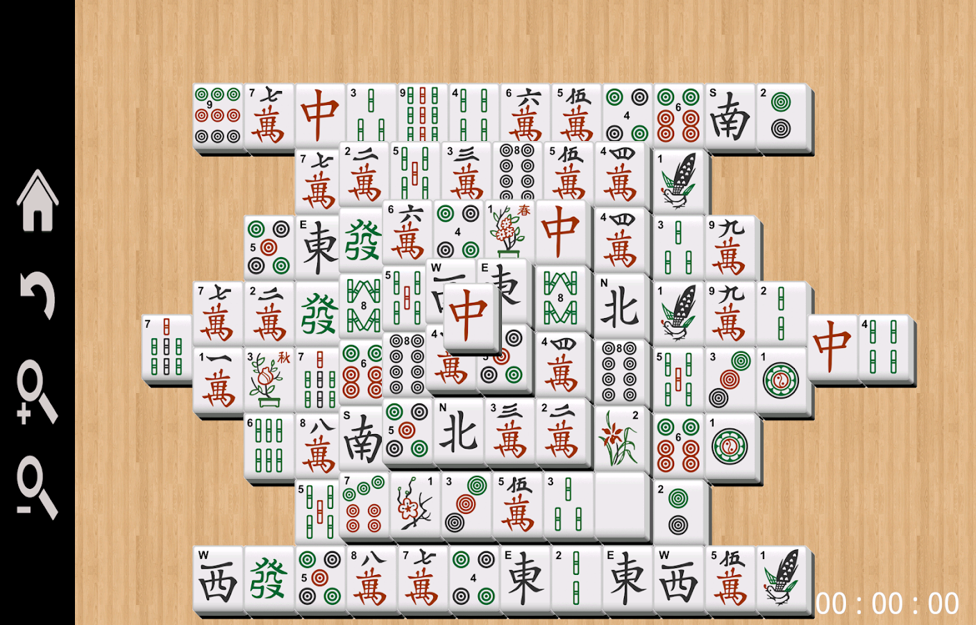 mahjong dimension