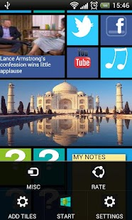 Windows8 / Windows 8 Launcher - screenshot thumbnail