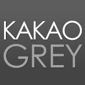 KakaoTalk Theme - Kakao Grey