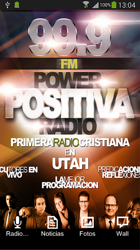Positiva Power Radio