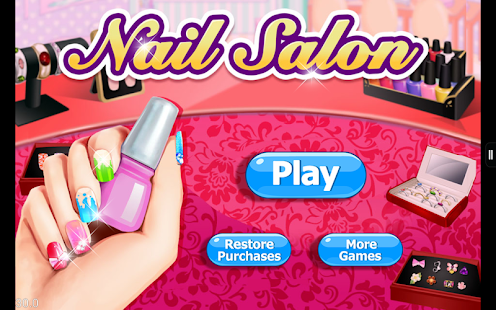 iSalon - Nails and Manicures 家庭片 App-癮科技App
