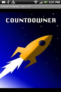 CountDowner Lite - Countdown - screenshot thumbnail