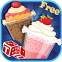 Ice Cream Shake Maker Salon icon