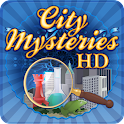 City Mysteries HD logo