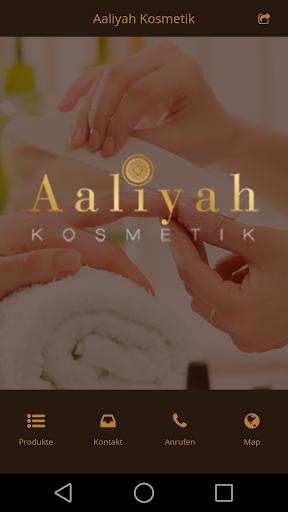 Aaliyah Kosmetik