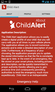 Child Alert- screenshot thumbnail