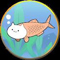 究極進化サカナ猫~無料ジャンプアクションゲーム~ icon