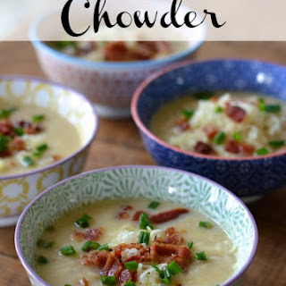 Potato and Cauliflower Chowder
