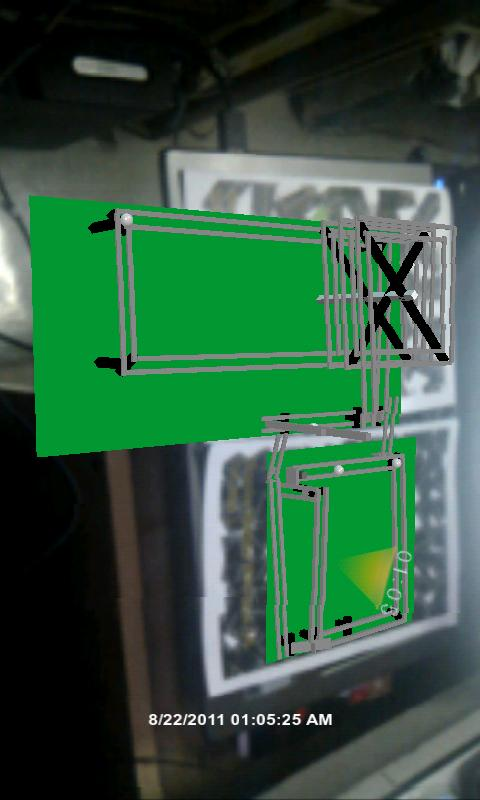 Simple Marble Machine AR - screenshot