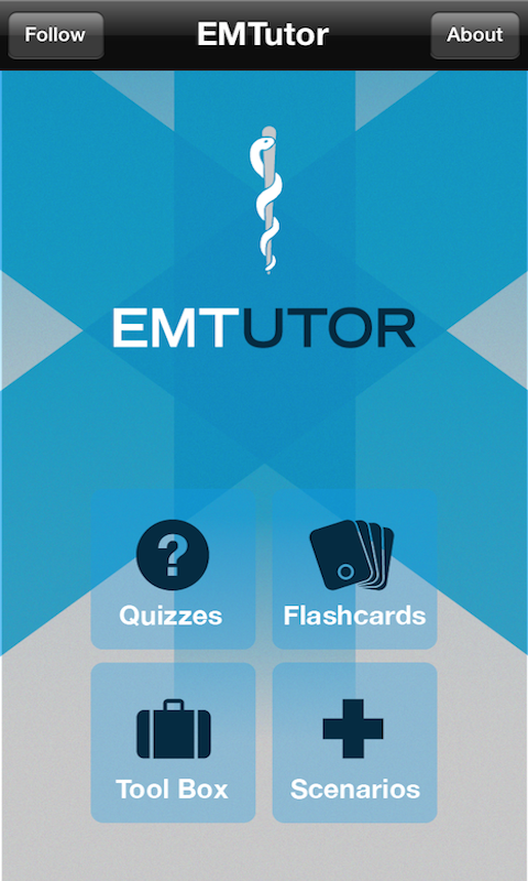 EMT Tutor  NREMT-B Study Guide- screenshot
