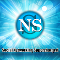 Social Networking Supercharged icon