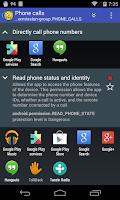 Screenshot of aSpotCat (app by permission)