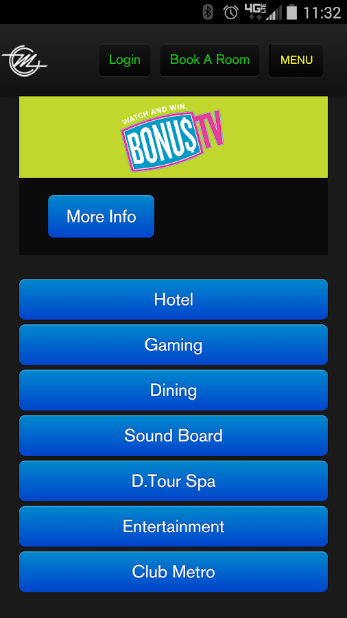 motorcity casino hotel android apps on google play