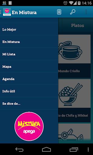 【免費生活App】Movistar Mistura-APP點子