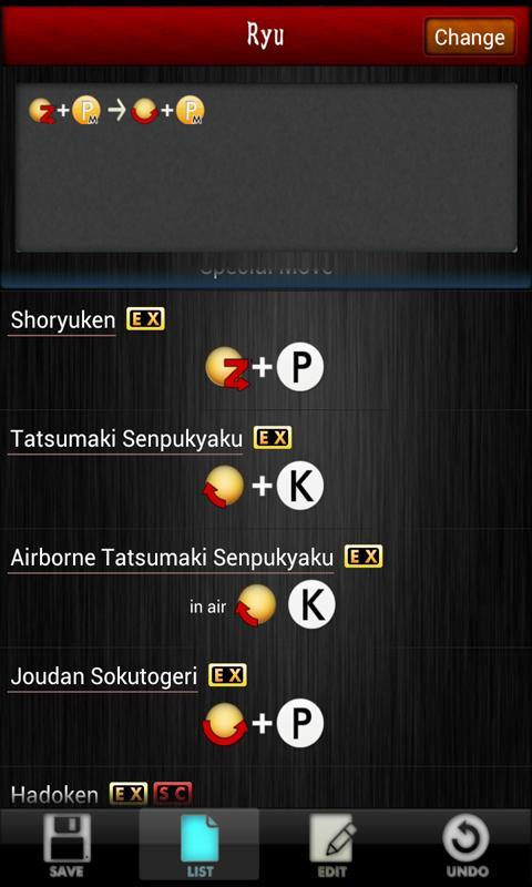 SFxTEKKEN COMBO FREE - screenshot