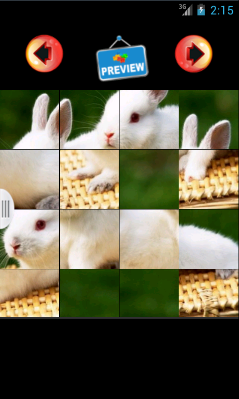 Jigsaw Animals Puzzle - screenshot