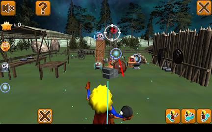BogeyWogey Ghostbuster 3D Free Screenshot 16