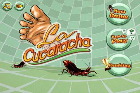 La Cucaracha Phone - screenshot