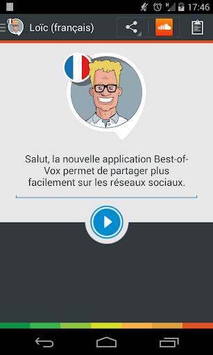 Voix Loïc français
