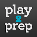 play2prep: ACT, SAT prep icon
