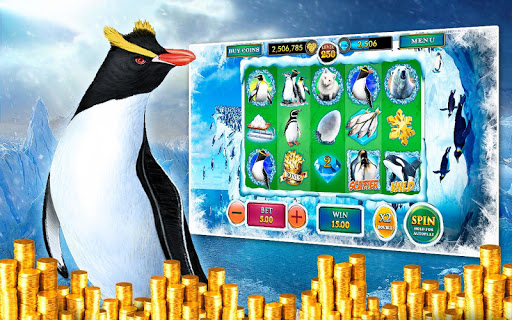 Lucky 3 Penguins Slot - Play Free Casino Slot Machine Games