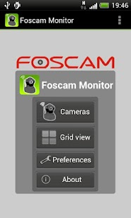 Foscam Monitor DEMO 3rd party - screenshot thumbnail