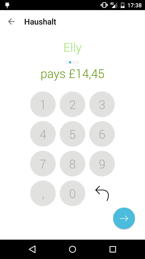 You Pay - Who pays next?- screenshot