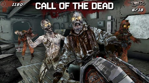 Call of Duty Black Ops Zombies Screenshot 2