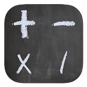 Blackboard Math for Kids