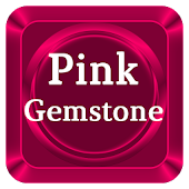 Pink Gemstone Keyboard