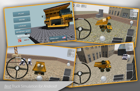 Real Truck Simulator 3d