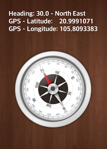 Compass GPS Digital - HOT 2014