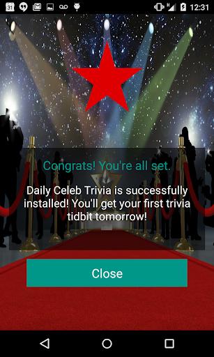 Daily Celeb Trivia