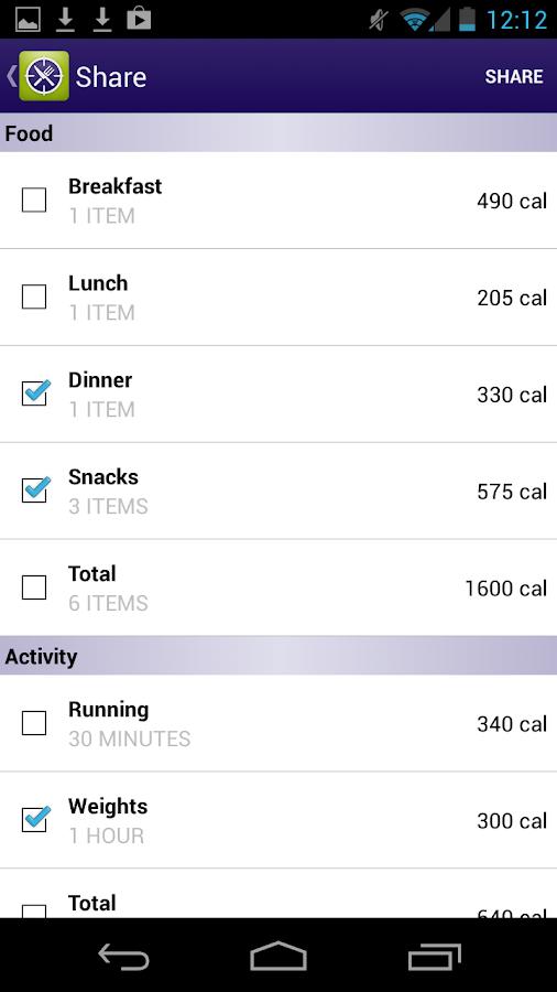 GoMeals- screenshot