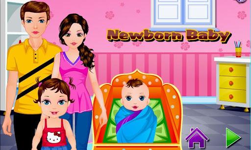 Mommy Newborn Baby Care Doctor
