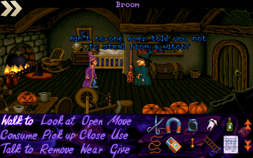 Simon the Sorcerer Screenshot 40