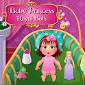 Baby Princess Royal Bath icon