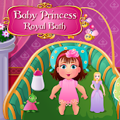 Baby Princess Royal Bath