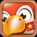 学越南文 - 常用越南语会话短句及生字 | 越南文翻译器 icon