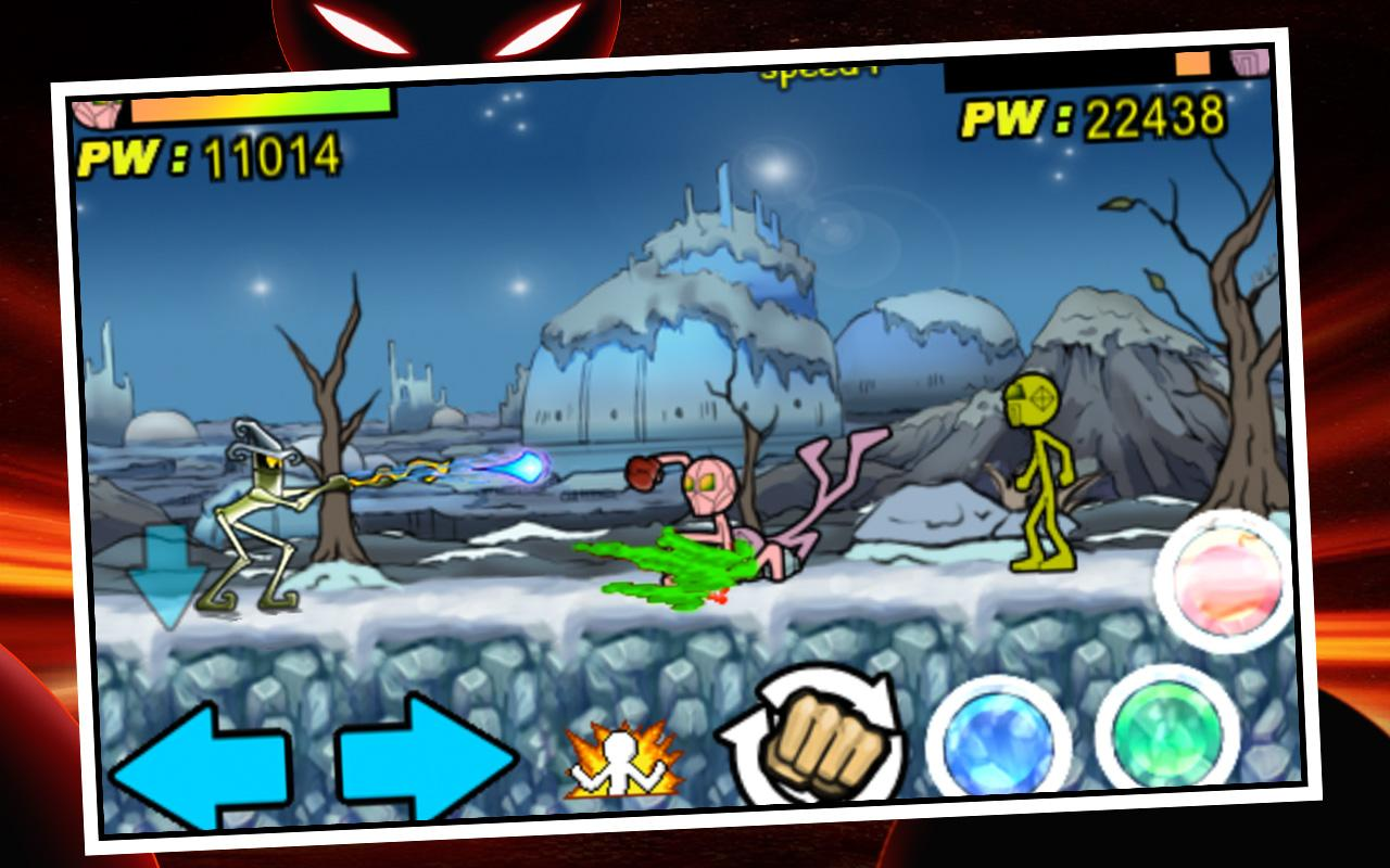 Anger of Stick 3- screenshot