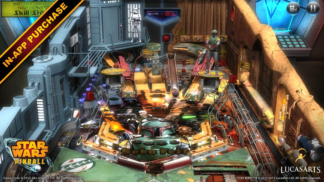 Star Wars™ Pinball 2 - screenshot